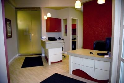 Cornerstone Dental Front Desk